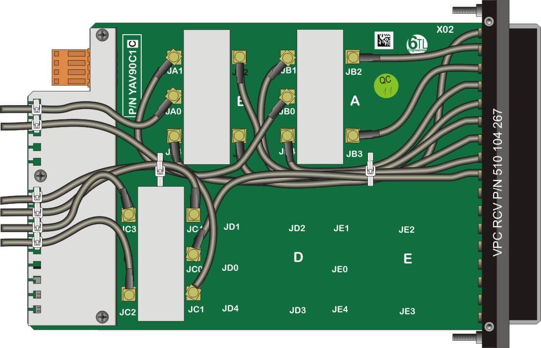 YAV90G10B Multiplexer