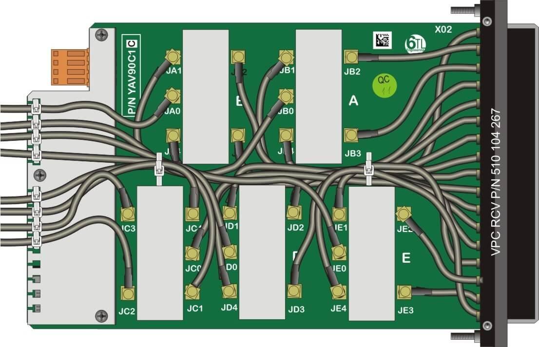 YAV90G10C Multiplexer