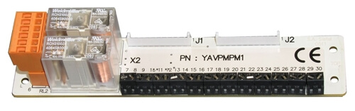 Digital & Analog I/O's - YAVPMPM1