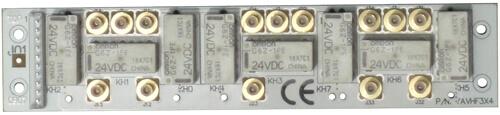 YAVHF3X4 / YAVHF3X450 Relais controlled mulitplexer