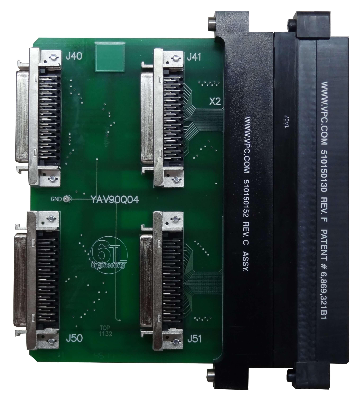 YAV90Q04 PCB adapter
