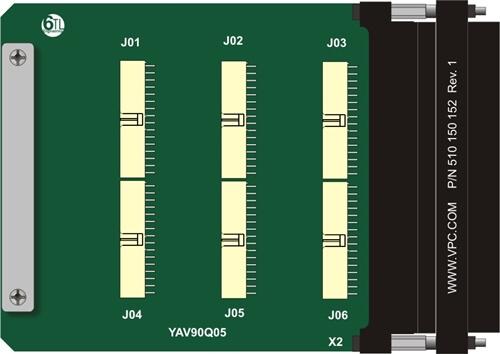 YAV90Q06 PCB adapter