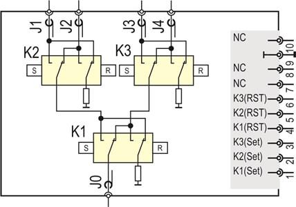YAV90071 Multiplexer