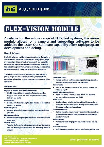Flex - Vision Module datasheet