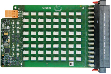 YAV90164 64-Channel, 2A relays