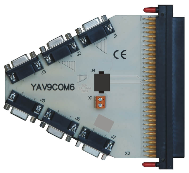 YAV9COM6 Comm Interface