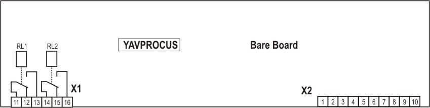 YAVPROCUS Special assemblies bare board
