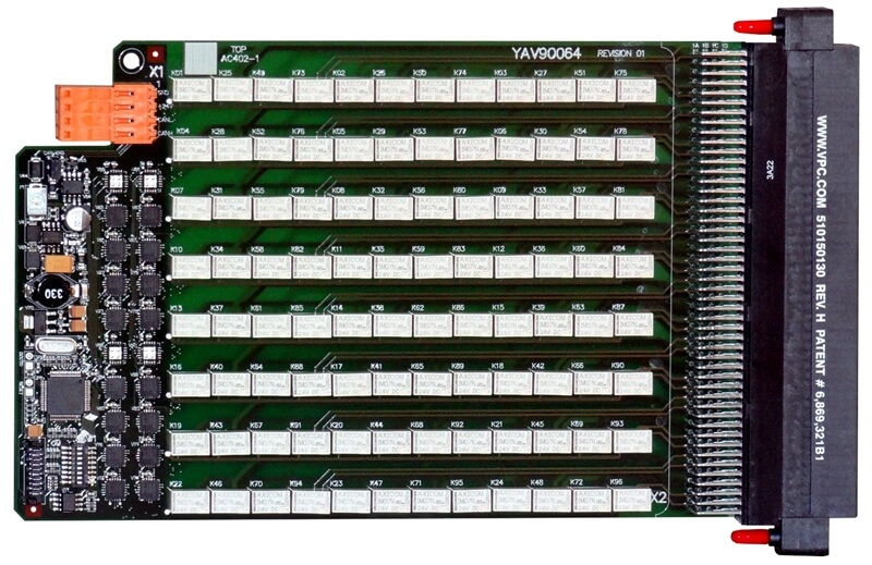 YAV90064 96-Channel, 2A SPST