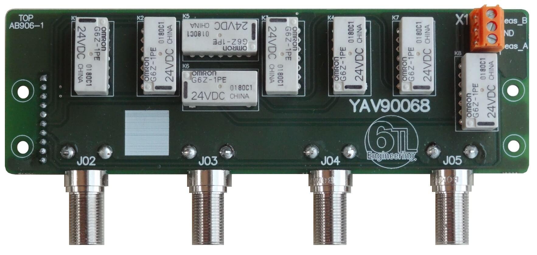 Satellite TV & HDMI Flex Modules - YAV90068