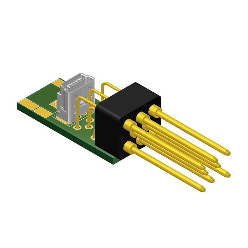 J90USBJ Mini USB (90º) to 90 Series interface.
